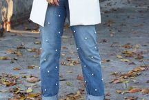 jeans perl outfit