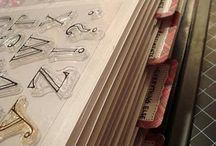 Crafts: Organizational ideas / by Cindy Hehmann