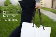 no sew bag diy