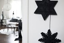Black Christmas Decoration