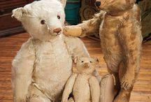 Bears, nounours, beren