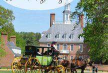 Williamsburg/Jamestown/Yorktown