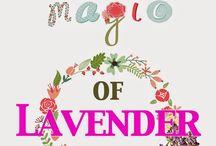 Lavender oil of magic