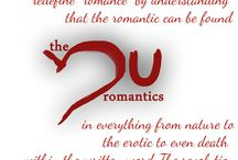 "The Nu Romantics / The Nu Romantics was formed to revolt against the preconceived notions of ROMANCE and to elucidate that the ""romantic"" is found in more than happy endings but in everything from nature to pain to the erotic to even death.  The group strives to be a collaborative group who invite other writers, poets, thinkers, readers, i.e., lovers of the written word, to come together to sharpen their craft in an interactive process.  Join the revolution! facebook.com/groups/theNuRomantics"