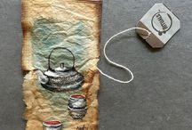 Teák,teafiler...művészet