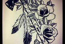 tattoos / by verna L