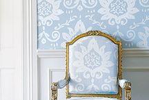 interiors - matching patterns
