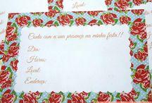Kit festa - Download gratuito / by Vera Moraes