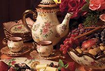 Tea Time it is