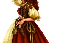 RPG - Fantasy - Commoners
