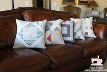 Fabric: Sewing Inspiration / Sewing projects / by Ashley Logins-Miller