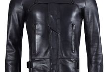 "Saint Laurent Paris: AW ""The Aviator"" Leather Jacket; 2.750€"