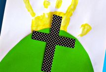 Easter crafts / by Kristen Lutzic
