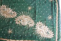 Embroidery / Different types of embroideries