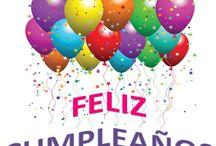 Happy Birthday or Feliz Cumpleaños Images