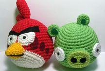 Crochet Amigurami (Mostly)