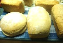 Homemade Bread / There's nothing like homemade bread.