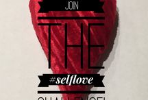 #SelfLoveChallenge / A 29-day challenge designed to create an abundance of #selflove.