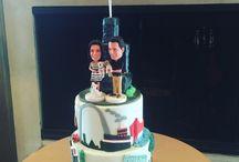 Take the cake / Grooms cake and more