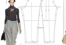 trousers pattern