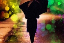 On a Beautiful Rainy Day / Some people feel the rain.  Others just get wet.