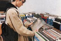 Inspiration: Record Store
