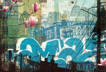 Urban City Art