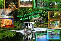 [ABC] [Acre-Amazônia-Brasil] Acre Amazonia Brazil / Acre Amazônia Brasil / by Avenida Azul