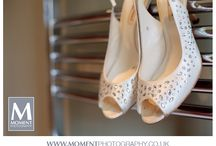 Wedding shoes / I am a Somerset based wedding photographer.  I am skilled at capturing beautiful moments at weddings and being discreet whilst doing so.  I am experienced and use the very latest professional camera equipment. www.momentphotography.co.uk