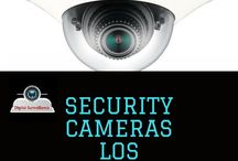 Infographic Security Cameras Los Angeles / CCTV cameras installation in your home and businesses has become a necessity. We are the best security Installation Company in Los Angles who understand a client's needs clearly and the importance of security to them. You can contact us at anytime and we are available round the clock to serve you.  Here are great ideas for security cameras installation for Home & Business