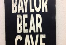 Baylor BU Bears / by LC Childress