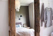 INSPIRATION | Bedroom / Ideas for small bedroom with huge style. For more inspiration : http://fabel.io/BlogPIN