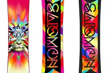 snowboardind boards