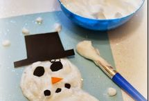 Christmas preschool crafts
