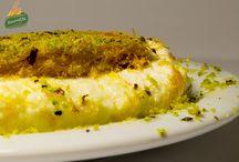 Σιροπιαστά - Λιβανέζικες Συνταγές