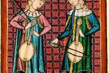 Instrumentos musicales de Edad Antigua