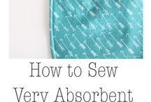 Sewing for baby