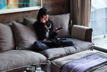 Kama's sofa