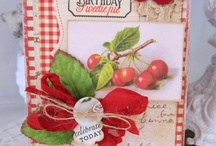 Cards and papercrafts / by Cherrie McCartney