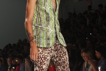 Mercedes Benzs Fashion Week Spring 2013 / Custo Barcelona