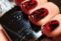Creative Nails / by Andrea Rooks