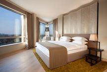 Hyatt Regency Belgrade suites