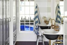 children's bath / by Angie Helm Interiors