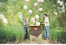 Gender Reveal Party Ideas / Is it a boy or a girl?! Have a party to reveal the big news! / by Miss Mints