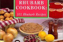 Rhubarb  / by Jennifer Bauer