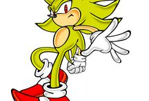 Sonic Shuffle / Official artwork including Tails, Super Sonic, Lumina, Sonic the Hedgehog, Knuckles and more from Sonic Shuffle.  More info on the Sonic Spin off games at http://sonicscene.net/sonic-games/mobile-and-pc-games