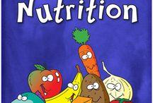 Kids/homeschool health and nutrition / by Kristen Becker Bishop