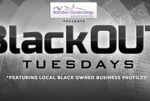 Black Out Tuesday #BOTNC / Black Out Tuesday #BOTNC