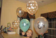 Other Holidays/Birthday/Party Ideas / by Morgan Dickerson
