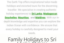 Family Holiday / Family holiday tours to Sri Lanka . Tailor-made http://www.theearthtrip.co.uk/family-holidays-to-sri-lanka